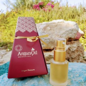 Argan oil for the hair